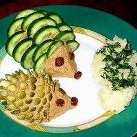 Праздничное детское меню: фото рецепты праздничного стола для детей | 200x200